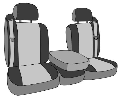 Caltrend Middle Row 402040 Split Bench Custom Fit Seat Cover For Select Ford Expeditionlincoln Navi Custom Fit Seat Covers Ford Seat Covers Car Interior Design