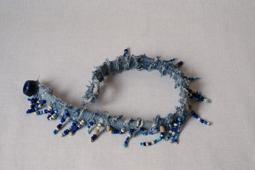 Jeans Bracelet Aha That39s What I Can Do With All Those
