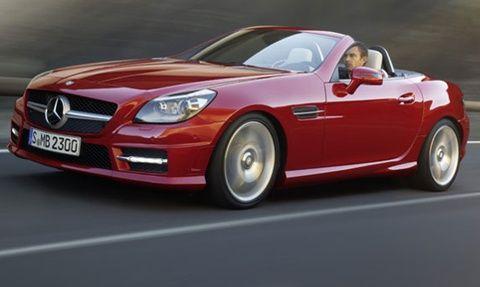 2012 Mercedes Benz Slk Fajar Yang Melanggar Aa Mercedes Benz Mercedes Mobil