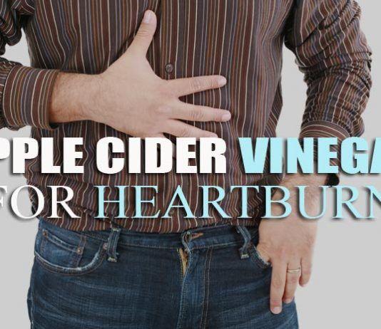 How to use apple cider vinegar for heartburn – 3 best methods