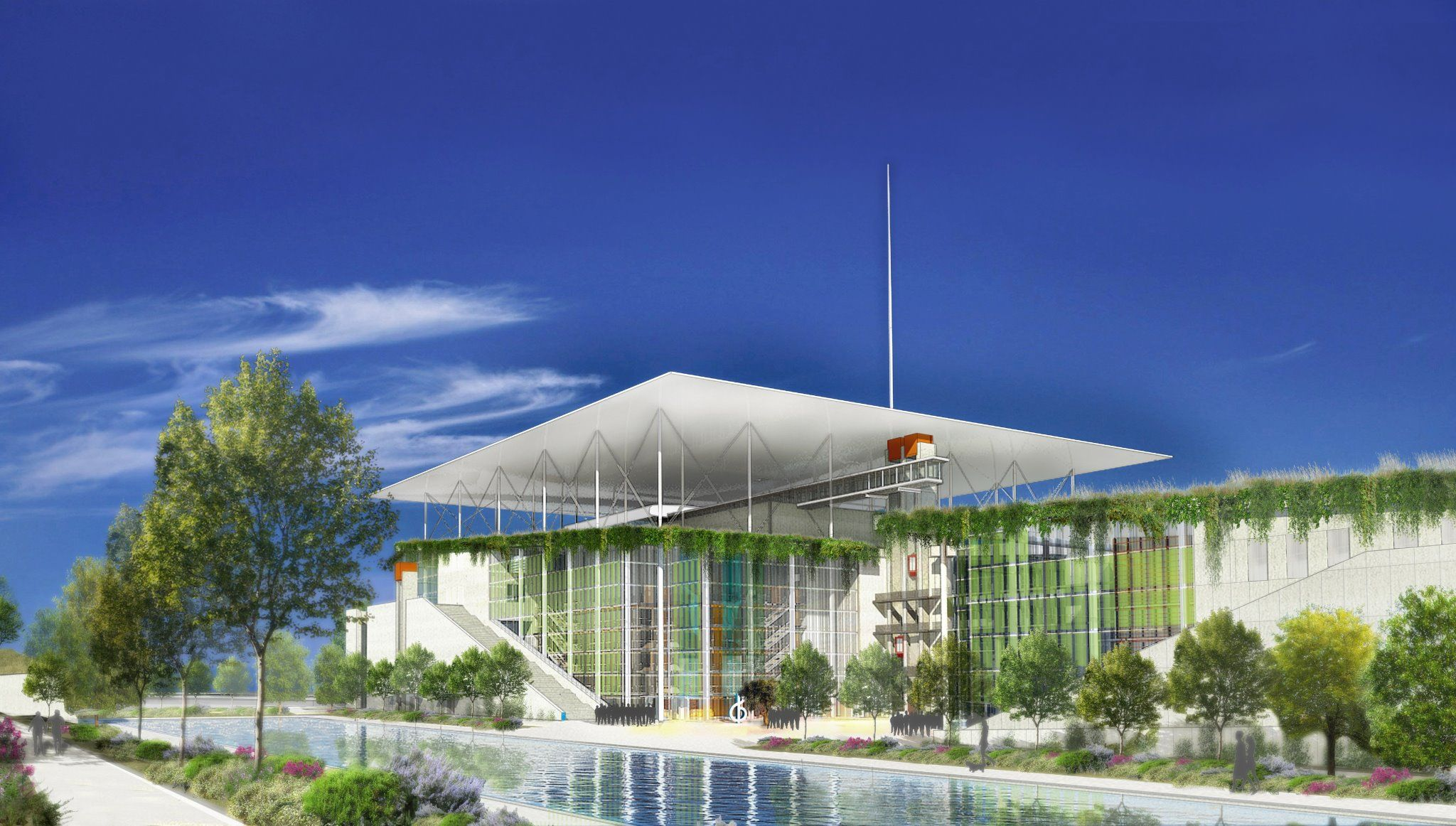 Athens Cultural Park will create Renzo Piano 17