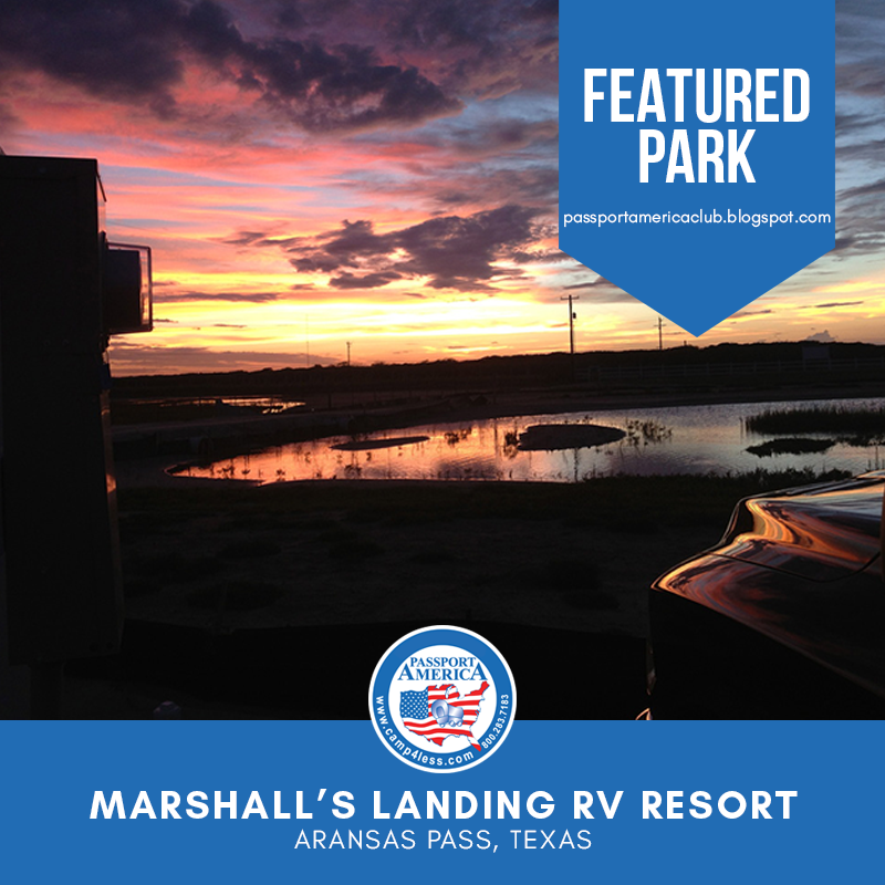 Marshall S Landing Rv Resort Is A Waterfront Rv Resort Located In The Estes Flats Of Redfish Bay Where There Is Some Of The Best Texas Rv Parks Resort Rv Parks