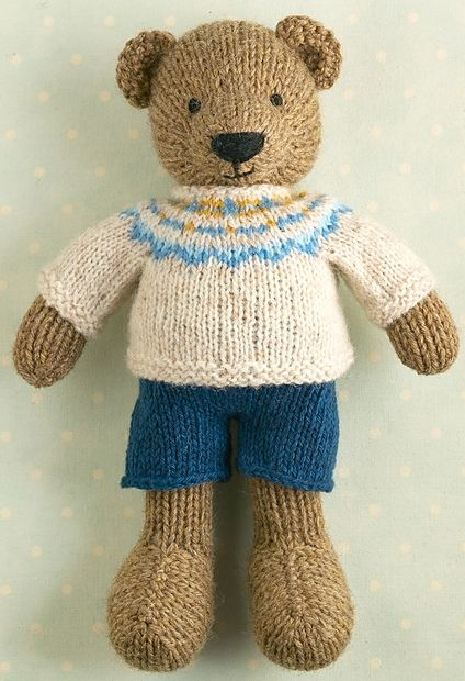15 Knitted Toys That Will Melt Your Heart Toy Crochet And Patterns