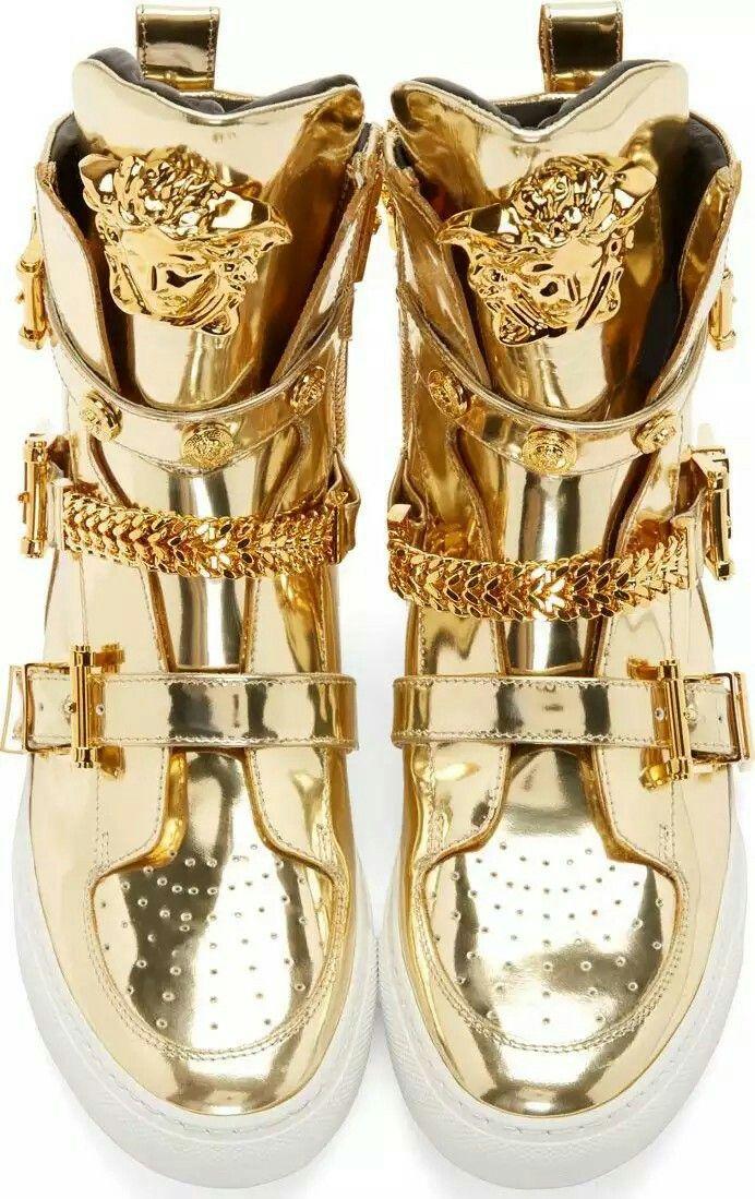 zapatillas doradas hombre nike