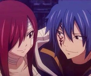 does erza have a lover or a love interest who and why