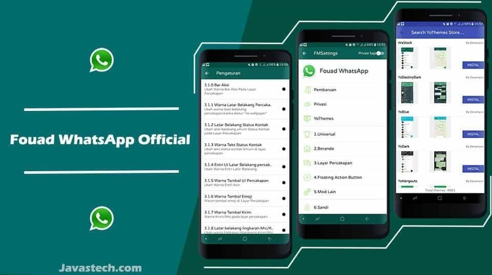 Download 10 Whatsapp Mod Apk Terbaik Versi Terbaru Update 2020 Dengan Fitur Anti Banned Blokir Dan Fitur Menarik Lainnya Melalui Arti Mod Android Apk Download