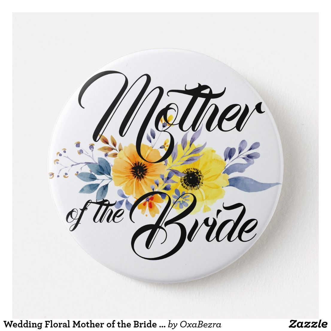 Mother Of The Bride AND Mother Of The Groom Pins, Wedding