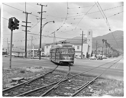 Mcl Arden Junction Mta 0418 Glendale California Cities In Los Angeles San Bernardino County
