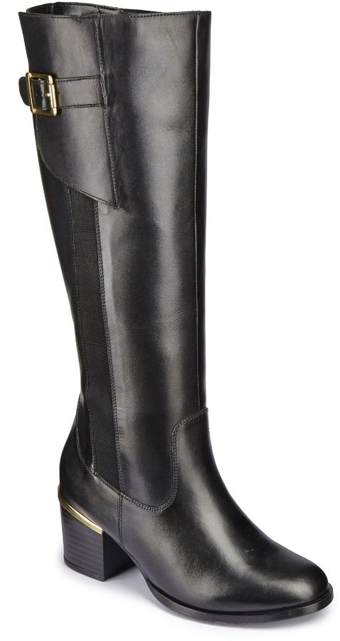 huge sale new concept outlet store sale Plus Size Wide Calf Boots - Extra Curvy Plus Calf EEE Fit | Knee ...