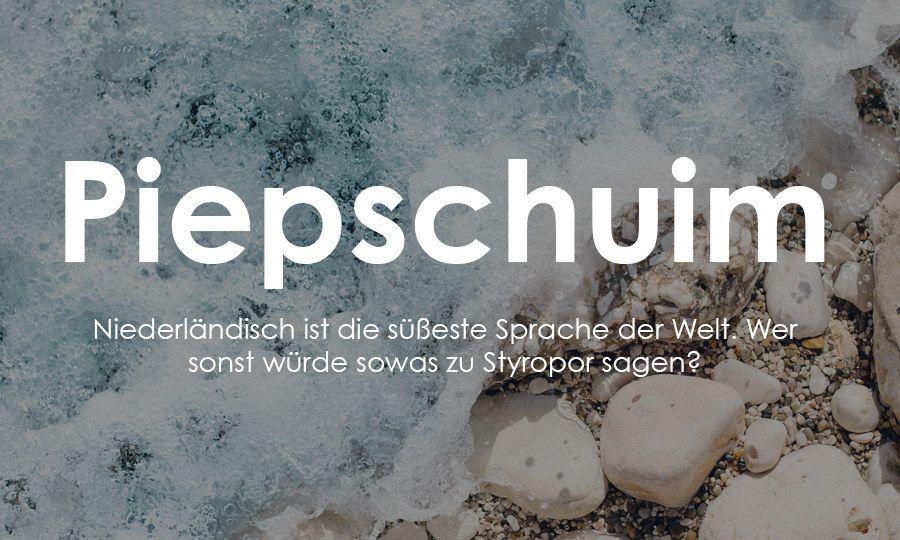 12 Zuckersusse Hollandische Worte Die Wir Auch Haben Wollen Lustige Deutsche Worter Worter Coole Worter
