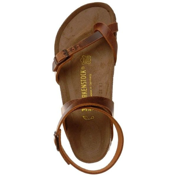 Birkenstock YARA (29.985 CRC) ❤ liked on Polyvore featuring