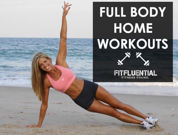 The BEST At home workouts which target the full body (Exercise routine)- Exercises to a healthy and fitter you!