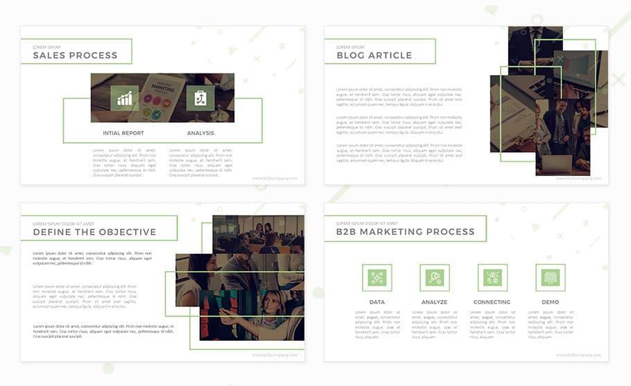 Effective Pitch Deck Templates Marketing Plan Template Business Powerpoint Presentation Business Marketing Plan