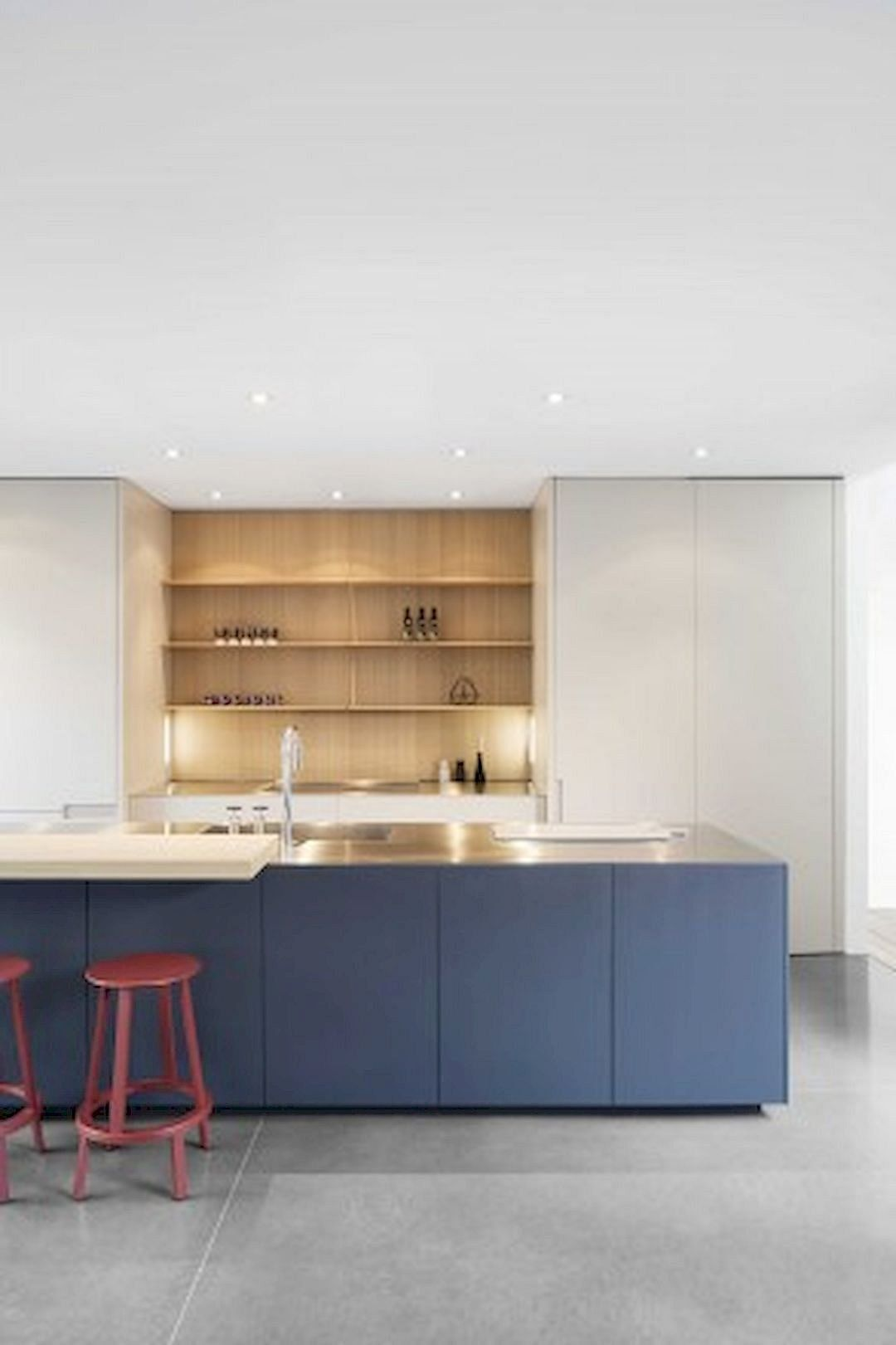 Perfectly Designed Modern Kitchen Inspirations 165 Photos httpswww