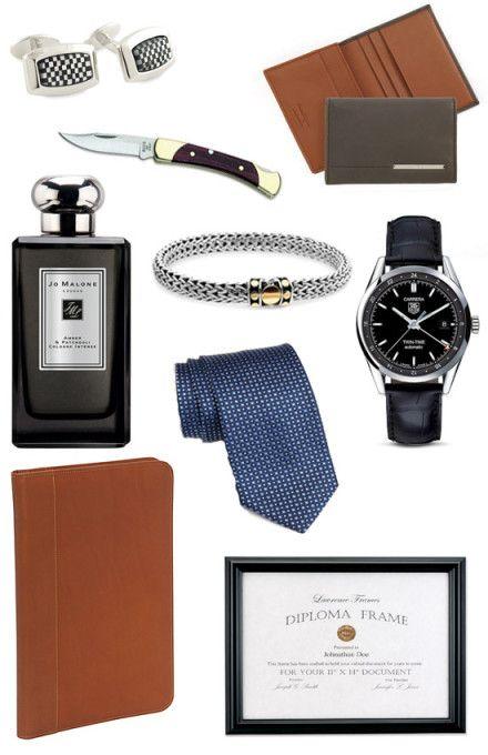 graduation gifts for the boys   { Bonjour Blue }   Pinterest ...