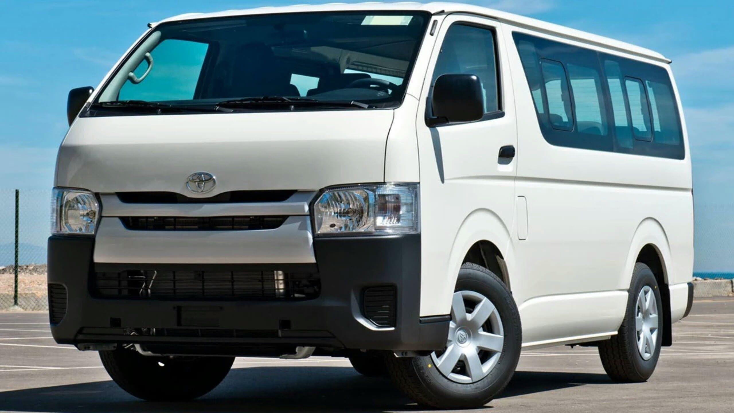 Kekurangan Harga Toyota Hiace 2018 Tangguh