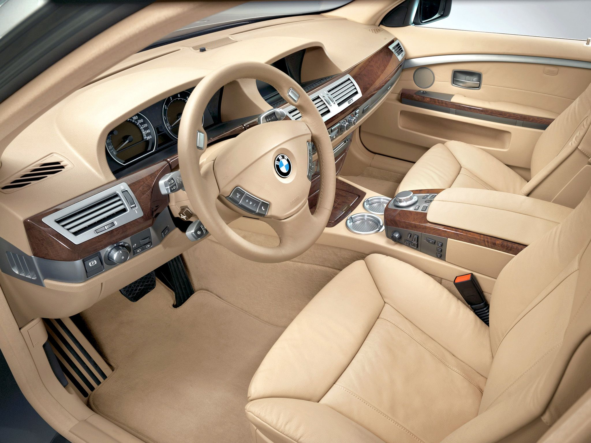 E65 BMW 7 Series Interior FieldsBMW FieldsAuto