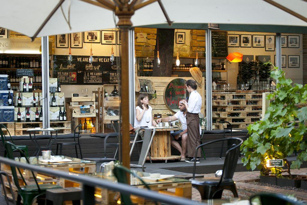 Pin En Tiendas Restaurantes