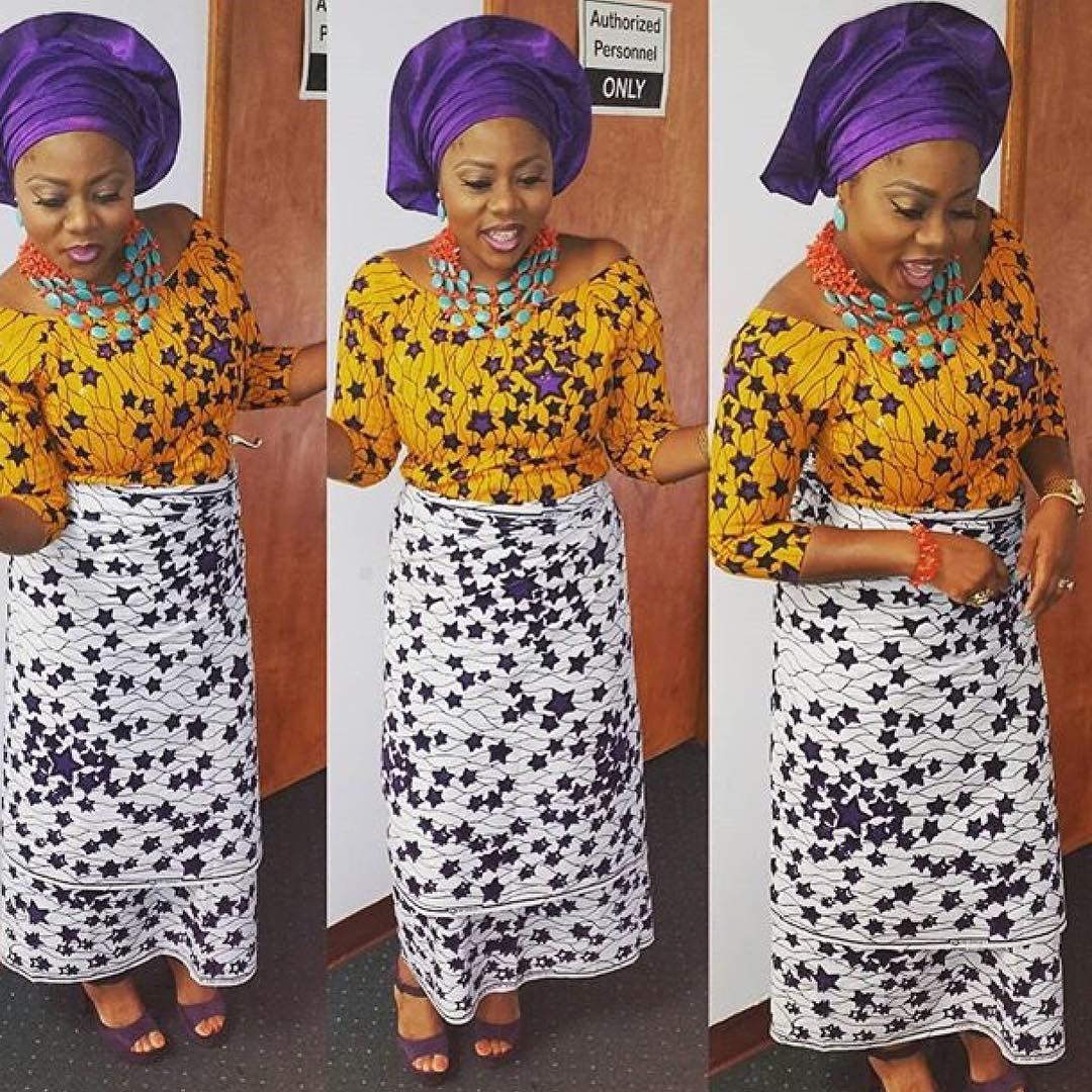 There are a variety of ways to enable oneself be unique with an Asoebi style, Even if you are thinking of what to create and slay with an Nigerian Yoruba dress styles. aso ebi style for weddings arrive in many patterns and designs.   The African dress styles beauty of this print is that it comes in many designs and textures. Ankara will permit you make a come to an agreement of any fabric without losing the African Fabrics flair. #nigeriandressstyles