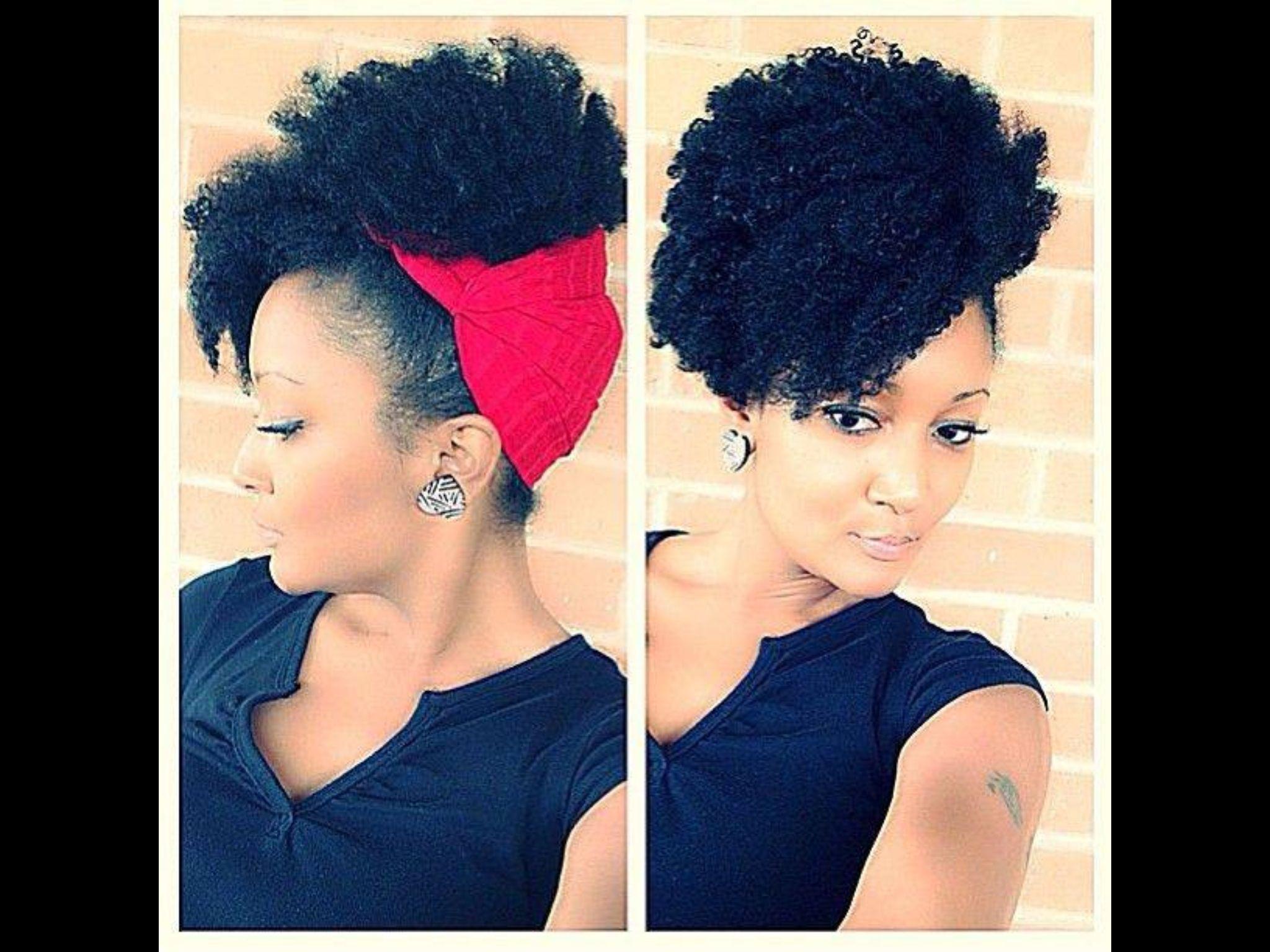 I always love her styles motivational natural hair beauty pinterest