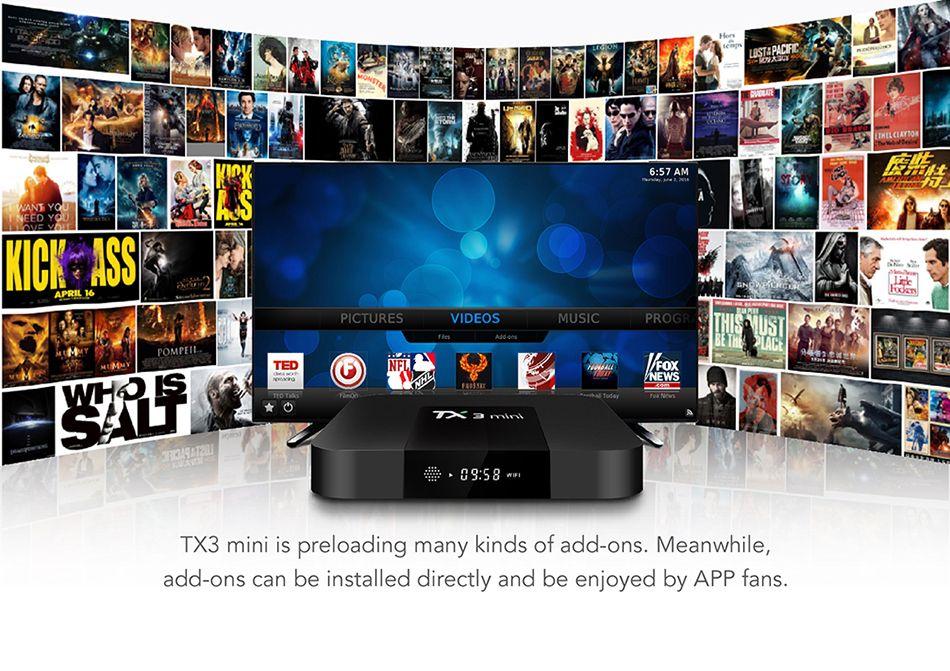 Découvrez les meilleurs Android TV Box / Smart TV Box chez