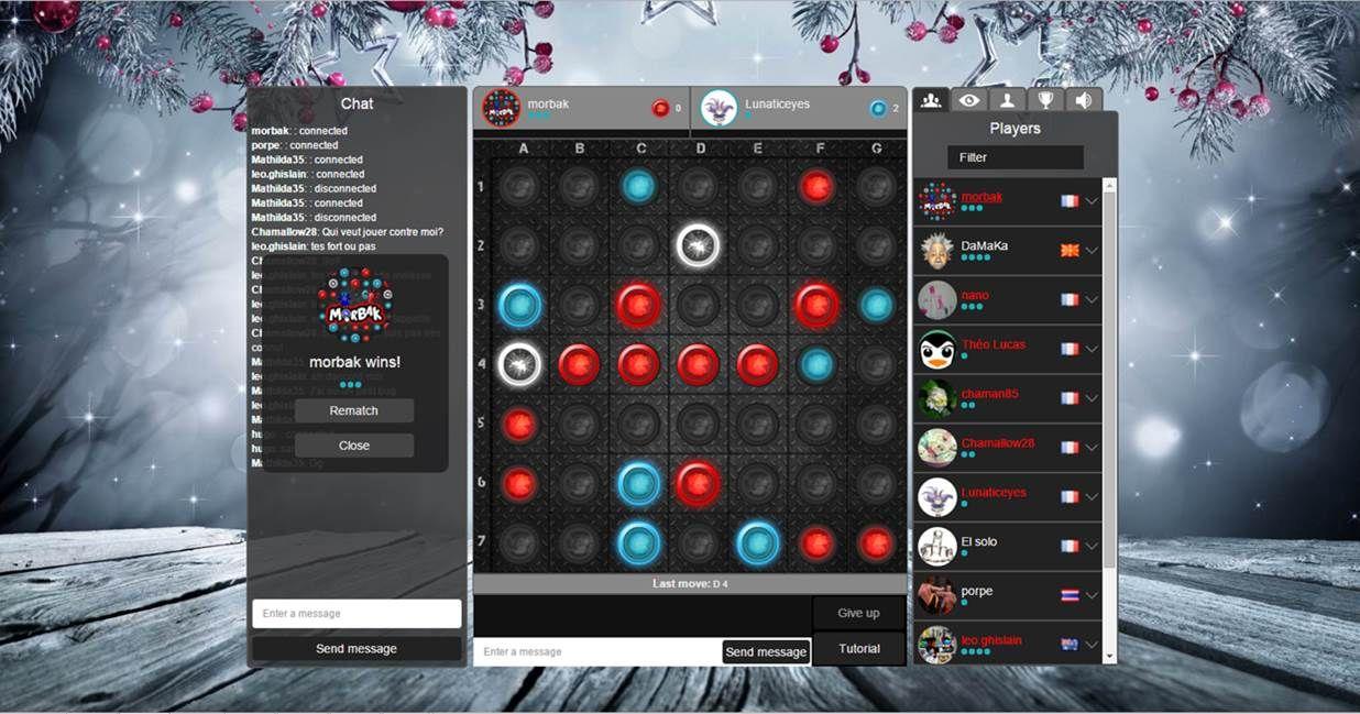 Jeu Multijoueur Gratuit Morbak Sceenshot 1 Jeux Multijoueur Jeux De Reflexion Jeux