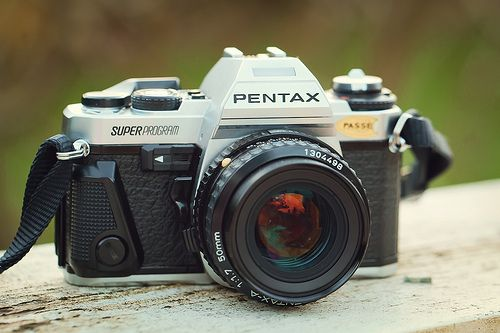 Pentax Super A Your Loyal Friends Everywhere