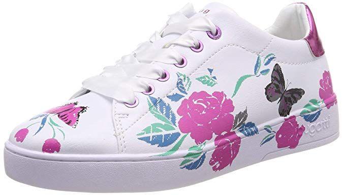 Motiven Auf Schuhe Pin Mit Blumen n0OP8wk