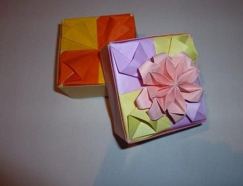 How To Make Origami Boxesfabulous Origami Boxesorigami Boxes By