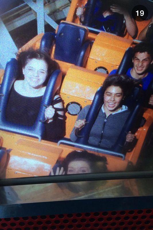 Disney fun.
