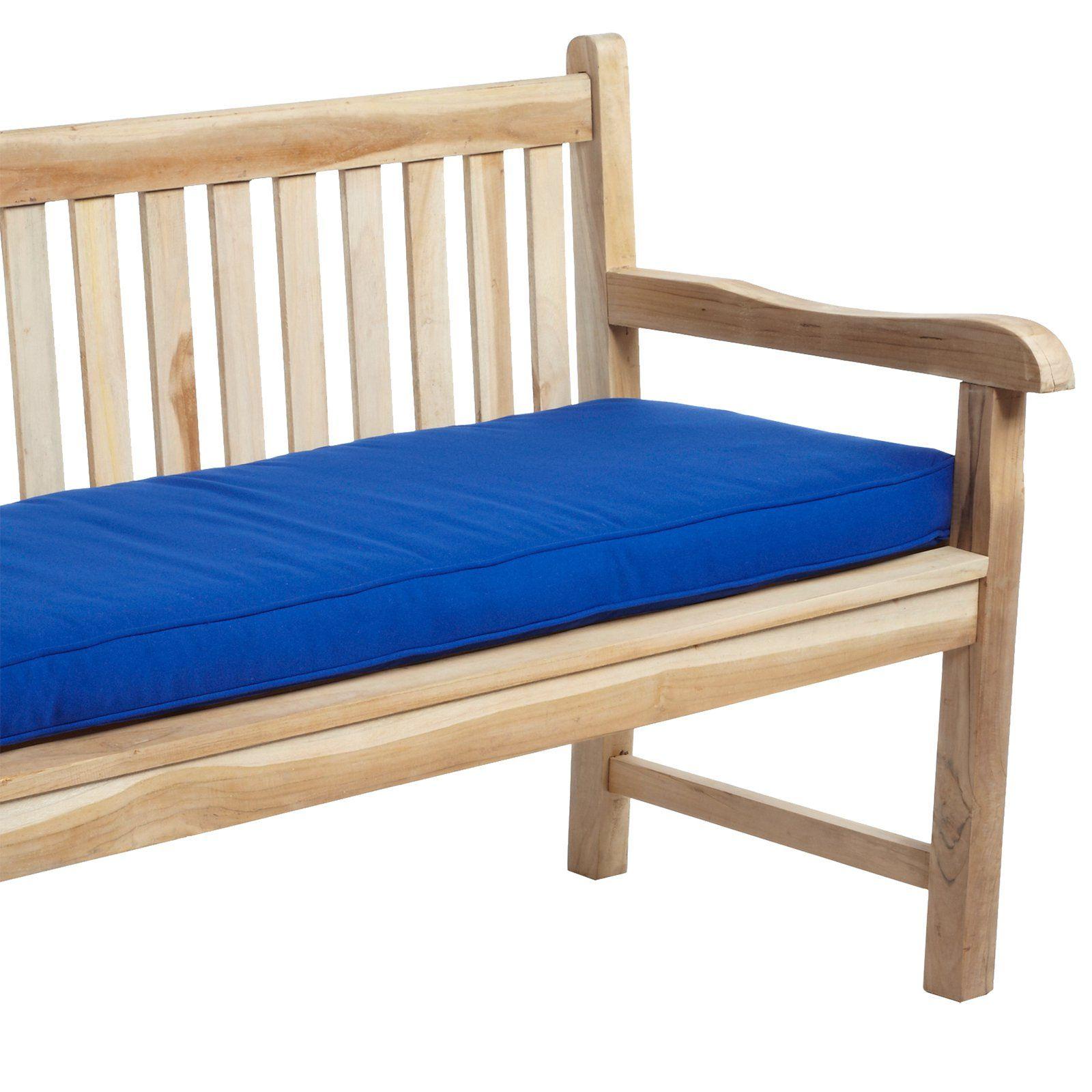 Mozaic Company Veranda Outdoor Bristol Bench Cushion Sunbrella Bench Cushion Bench Cushions Patio Furniture Deals