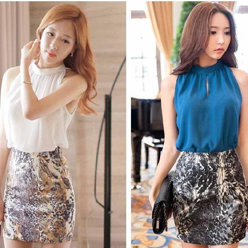 c4264a4334b blusas juveniles de moda transparentes - Buscar con Google | blusas ...