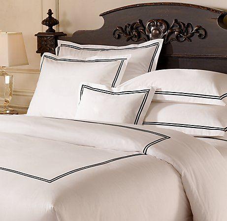 Italian Hotel Sheets Restoration Hardware Hotel Style Bedding White Bedding White Duvet