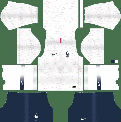 Fifa World Cup 2018 Dream League Soccer Kits France In 2021 Soccer Kits Fifa World Cup World Cup