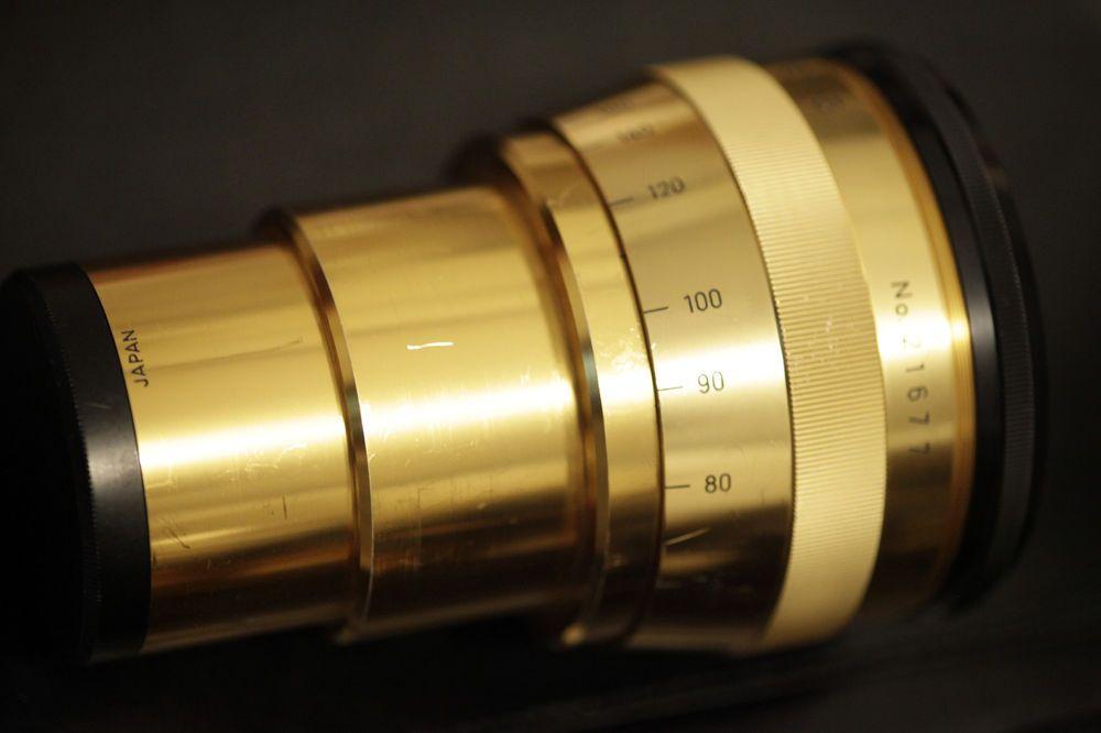 Sankor 2X Anamorphic Lens PRISTINE DSLR GH4 BMCC, focusing