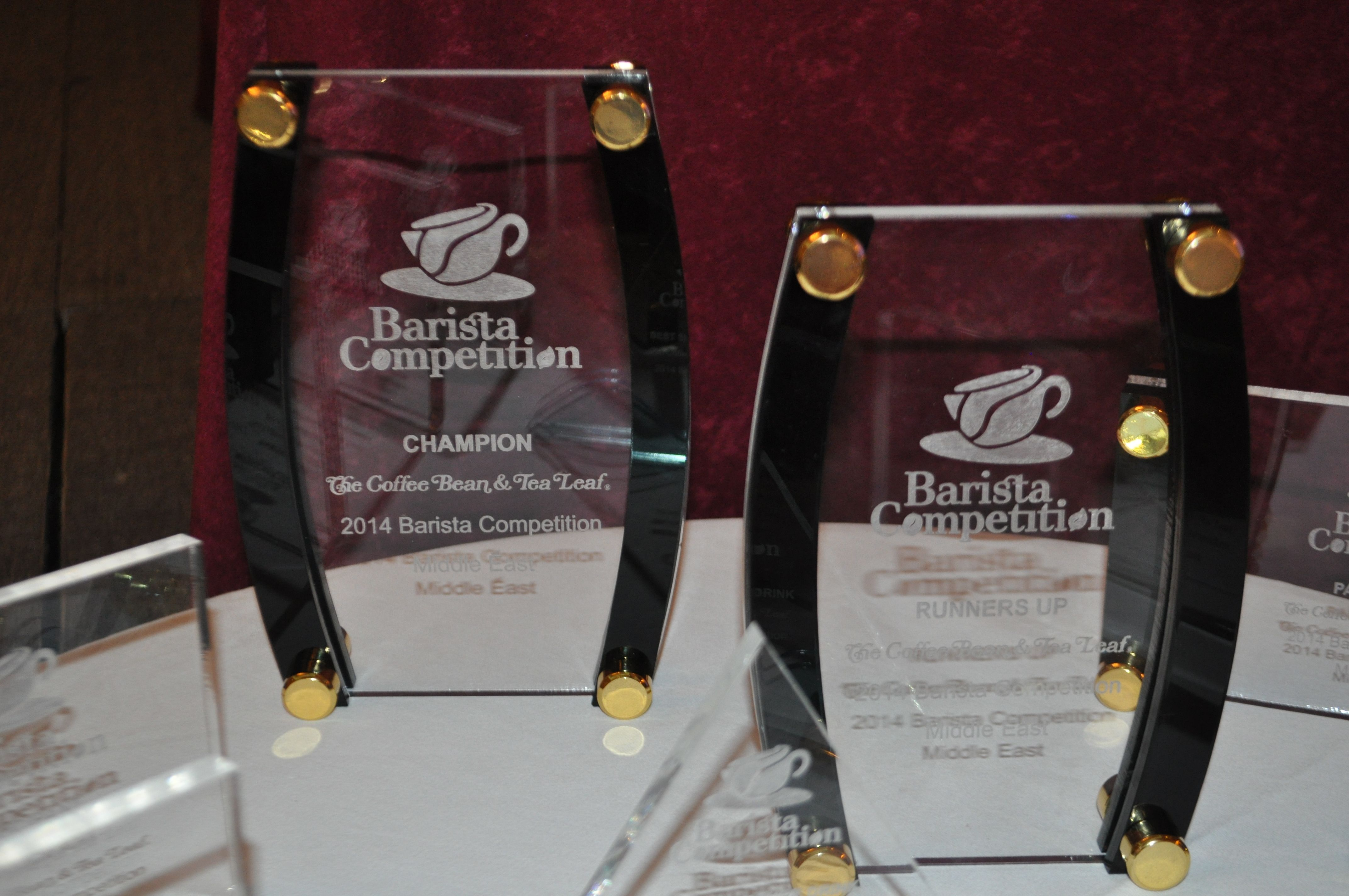 And The Awards Go To Coffee Art Barista Coffee Beans