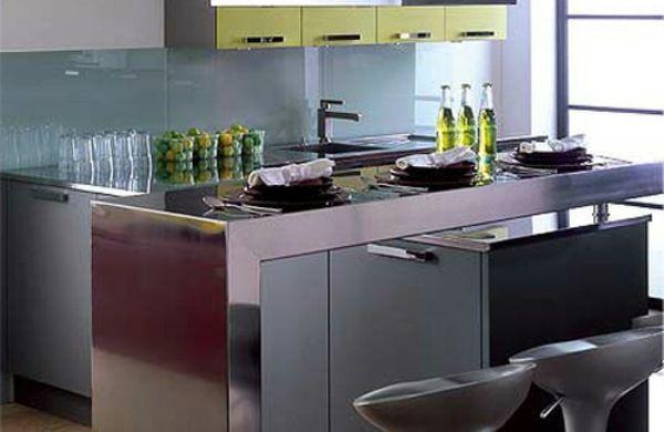 Comment amenager une petite cuisine pinterest ilot central petite cuisine et ilot - Comment amenager une cuisine ...