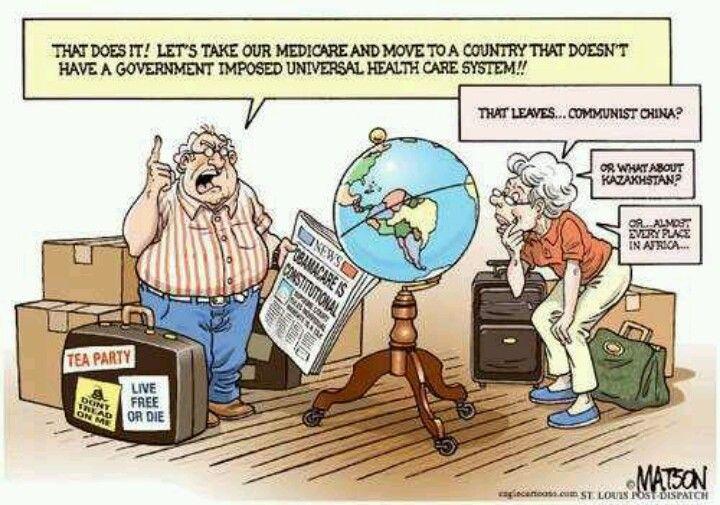 Maintain Medicare!