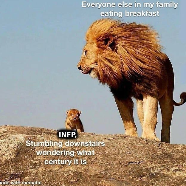 "😊  INFP memes every day on Instagram: ""Heyo, @urmy"