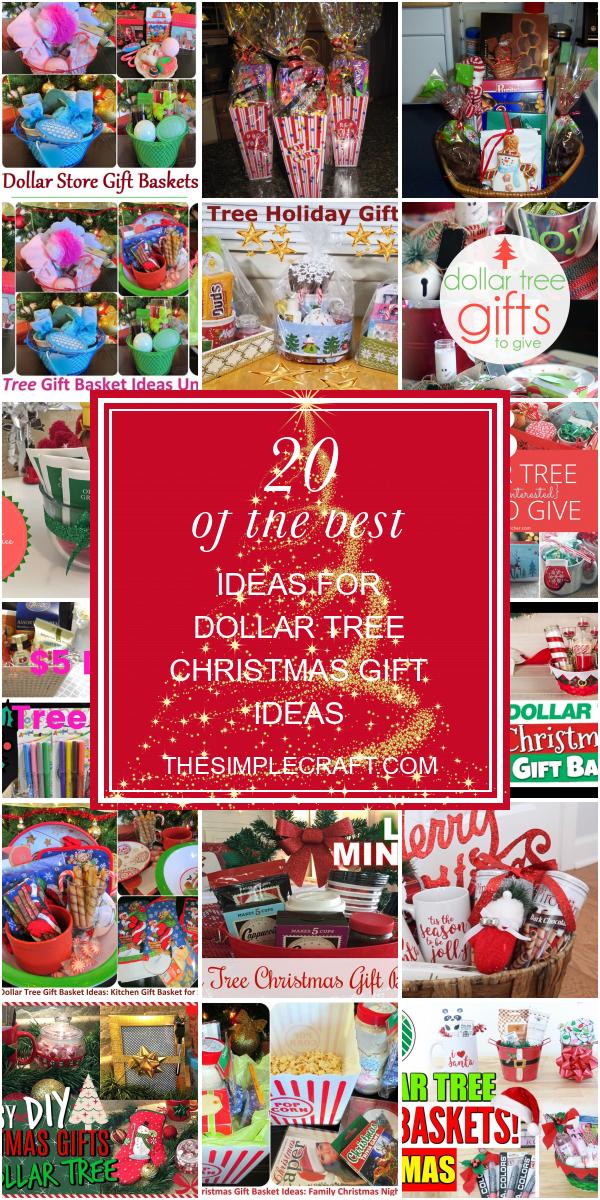 20 Of the Best Ideas for Dollar Tree Christmas Gift Ideas #Christmas #Dollar #G…