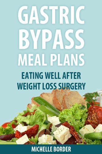 Gastric Bypass Meal Plans Amazon Kindle Store Bariatriclife