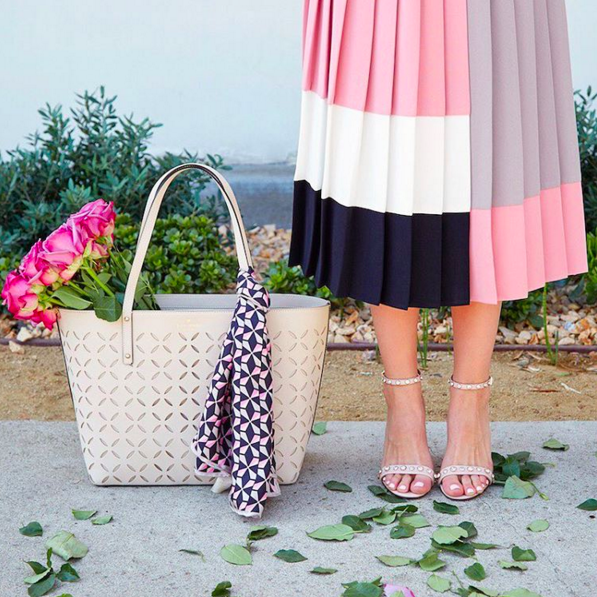 The perfect pop of color!  All things kate spade new york <3