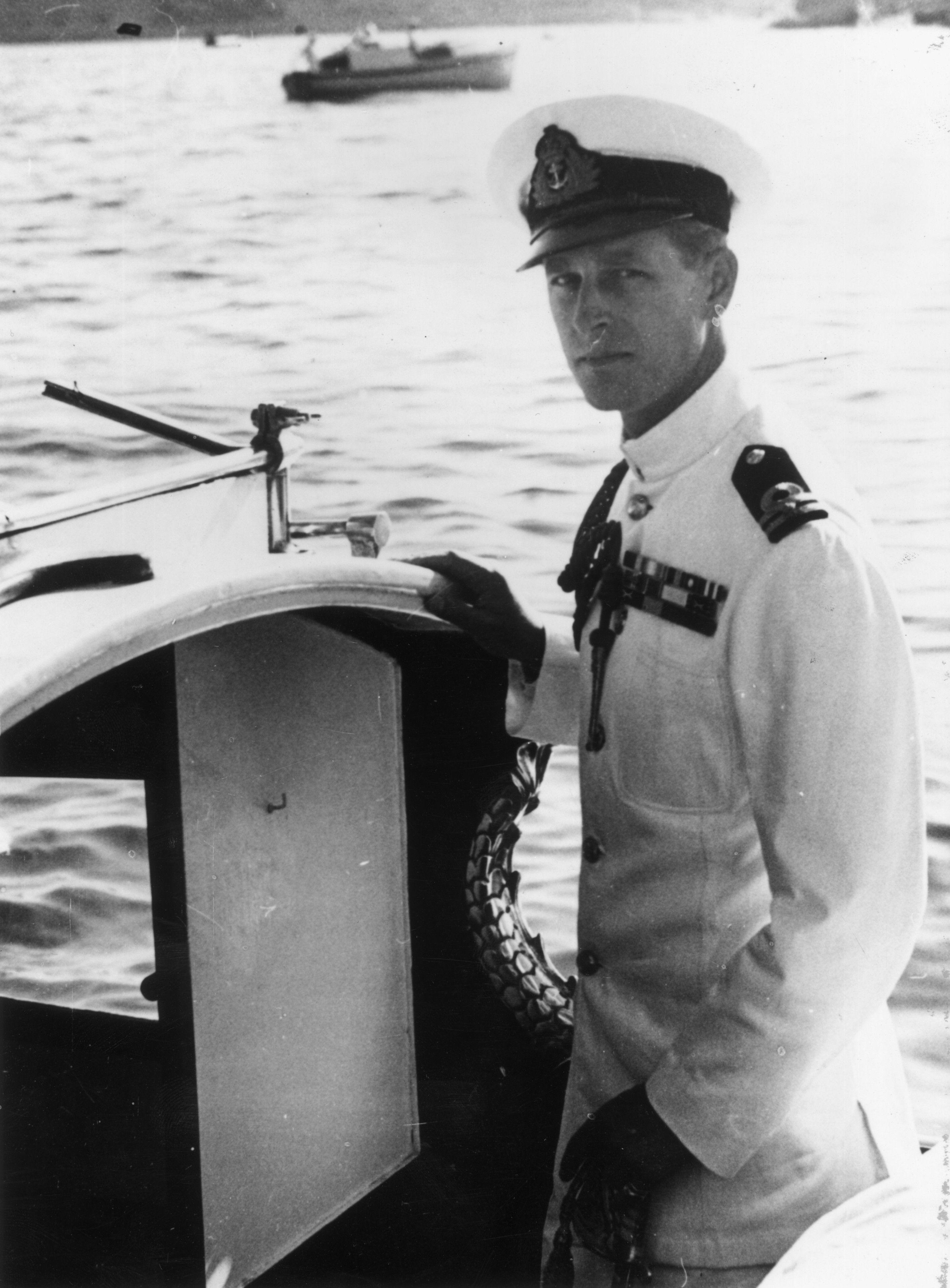 Commander of the seas
