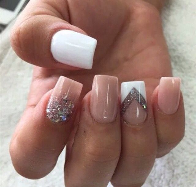 Image result for poured nail lacre