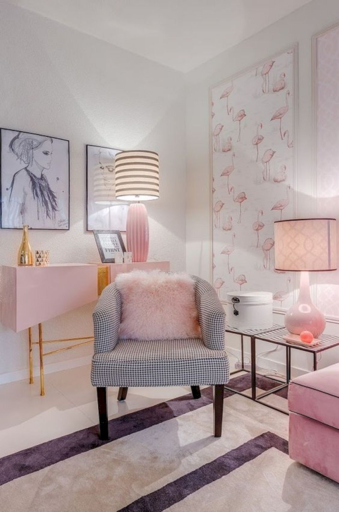 18 Diy Room Decor Ideas For Crafters: 18 Cute DIY Girly Home Decor Ideas