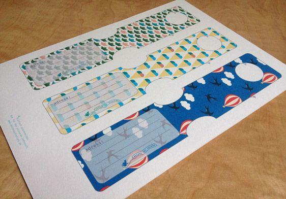 Kofferanhanger Free Printable Meisen Auf Reisen Kofferanhanger Ausdrucken Ausdrucken Basteln Mit Papier