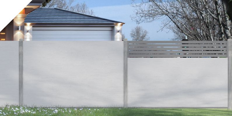 Residential Acoustic Fencing - The QUICKBUILT Fencing