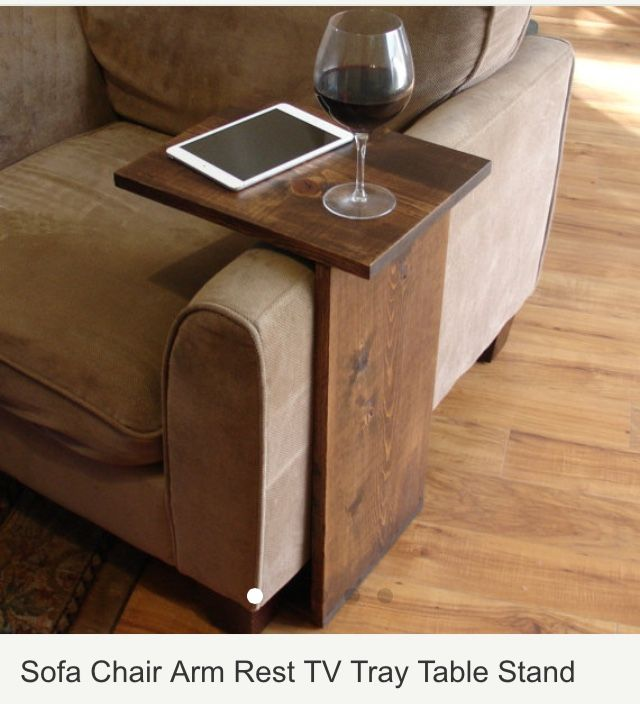 sofa tray table armrest marvelous amazing ideas couch photo att walnut x canadian of arm