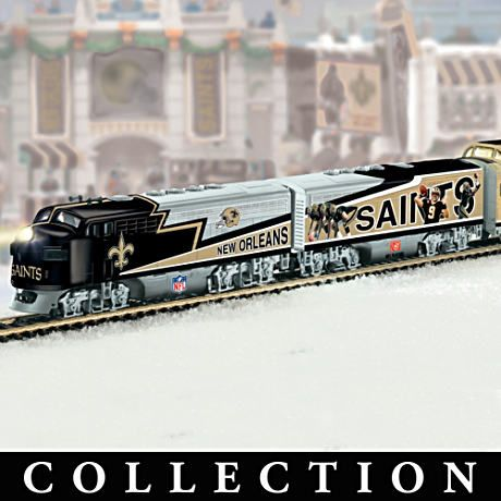 97d05648f31 Collectible NFL Football Express Train Collection  NFL Memorabilia Miami  Dolphins
