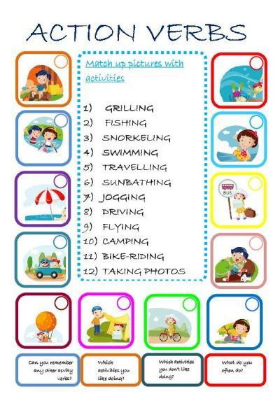 Action verbs Pedrou0027s Homework Pinterest Action verbs - action words list